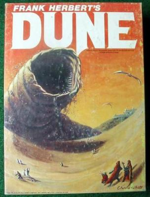 a literary analysis of dune by frank herbert Dive deep into frank herbert's dune with extended analysis, commentary, and discussion  dune analysis frank herbert homework help  (beacham's guide to literature for young adults) print print.
