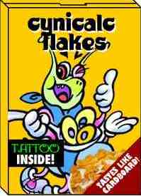 create your own cereal box