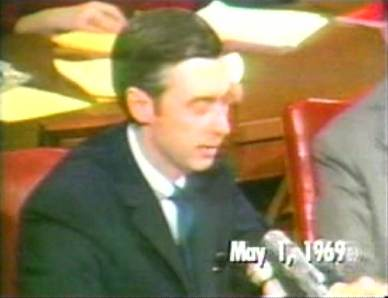 Mister Rogers Testifying Before Congress In 1969 Cynical C