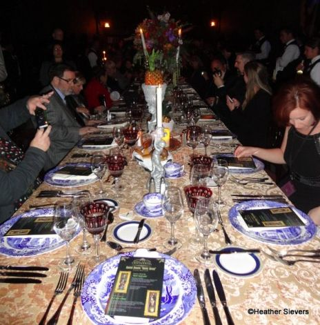 dinner in the haunted mansion – cynical-c