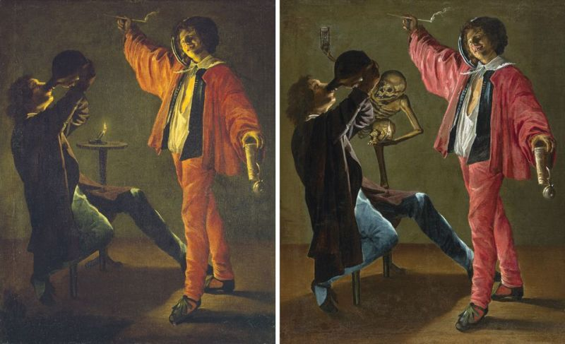 The Last Drop by Judith Leyster – Cynical-C